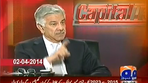 Capital Talk – 10th April 2014