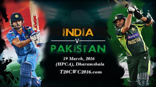 Pakistan vs India T20 Live