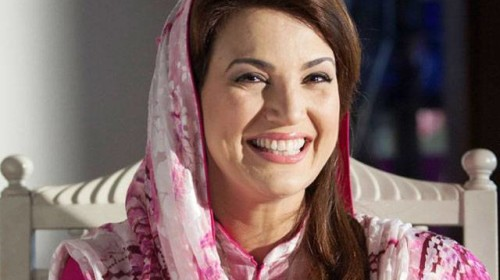 Reham says marriage to Imran was a mistake